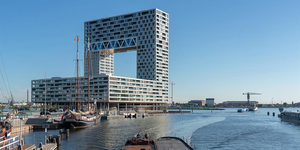 VMRG Keurmerk BNA Artikel Beste gebouw Vakblad Gevelbouw Bouwbranche Nederland